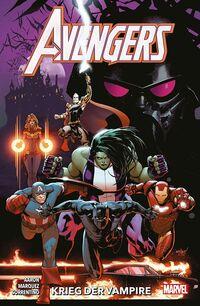 Avengers 3: Krieg der Vampire  - Klickt hier für die große Abbildung zur Rezension
