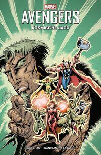 Avengers : Kosmische Jagd - Klickt hier für die große Abbildung zur Rezension