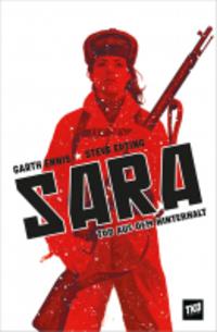 Sara: Tod aus dem Hinterhalt - Klickt hier für die große Abbildung zur Rezension