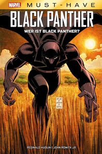 Black Panther: Wer ist Black Panther? - Klickt hier für die große Abbildung zur Rezension