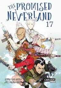 The Promised Neverland 17 - Klickt hier für die große Abbildung zur Rezension