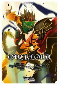 Overlord 13 - Klickt hier für die große Abbildung zur Rezension