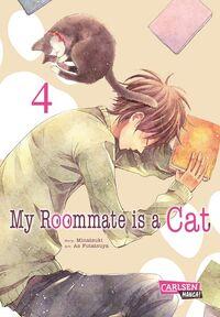My Roommate is a Cat 4 - Klickt hier für die große Abbildung zur Rezension