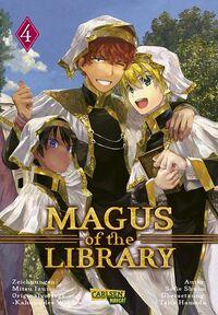 Magus of the Library 4 - Klickt hier für die große Abbildung zur Rezension