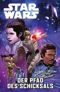 Star Wars Sonderband: Der Pfad des Schicksals - Klickt hier für die große Abbildung zur Rezension