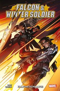 Falcon and the Winter-Soldier: Falsche Schlange