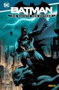 Batman: Die Nächte von Gotham - Klickt hier für die große Abbildung zur Rezension