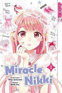 Miracle Nikki 1 - Klickt hier für die große Abbildung zur Rezension