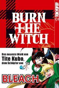 Burn the Witch 1 - Klickt hier für die große Abbildung zur Rezension
