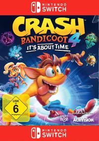 Crash Bandicoot 4 (Switch)