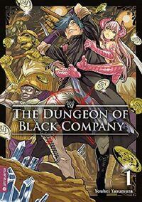 The Dungeon Of Black Company 1 - Klickt hier für die große Abbildung zur Rezension