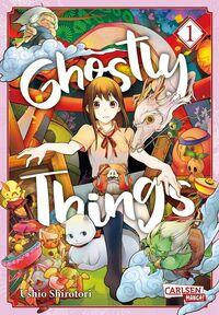 Ghostly Things 1 - Klickt hier für die große Abbildung zur Rezension