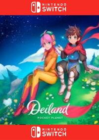 Deiland Pocket Planet Edition - Klickt hier für die große Abbildung zur Rezension