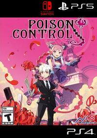 Poison Control - Klickt hier für die große Abbildung zur Rezension