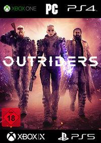 Outriders - Klickt hier für die große Abbildung zur Rezension
