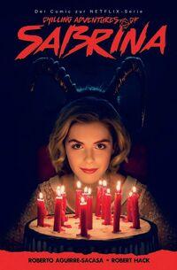 Chilling Adventures of Sabrina 1: Schule, Tod und Teufel  - Klickt hier für die große Abbildung zur Rezension