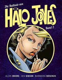 Die Ballade von Halo Jones 2 - Klickt hier für die große Abbildung zur Rezension