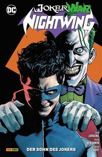 Nightwing 11: Der Sohn des Jokers - Klickt hier für die große Abbildung zur Rezension