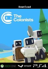 The Colonists - Klickt hier für die große Abbildung zur Rezension