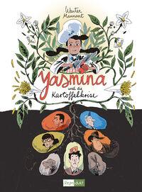 Yasmina und die Kartoffelkrise - Klickt hier für die große Abbildung zur Rezension