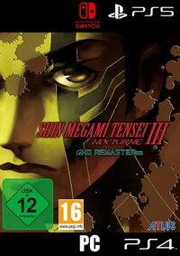 Shin Megami Tensei III: Nocturne HD Remaster - Klickt hier für die große Abbildung zur Rezension