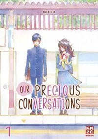 Our precious Conversations 1 - Klickt hier für die große Abbildung zur Rezension