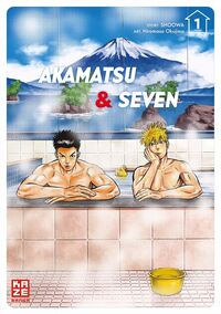 Akamatsu & Seven 1 - Klickt hier für die große Abbildung zur Rezension