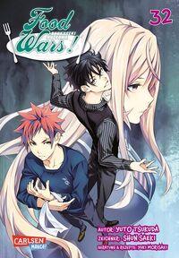 Food Wars! - Shokugeki no Soma 32 - Klickt hier für die große Abbildung zur Rezension