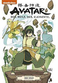 Avatar-Der Herr der Elemente Softcover Sammelband 3: Der Spalt