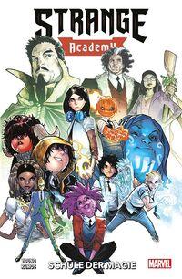 Strange Academy 1: Schule der Magie