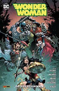 Wonder Woman 14: Die vier Reiterinnen - Klickt hier für die große Abbildung zur Rezension