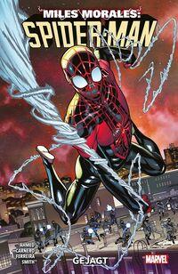 Splashcomics: Miles Morales – Spiderman 4: Gejagt