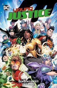 Splashcomics: Young Justice 3: Gerechtigkeit für alle!