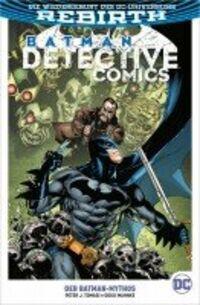 Splashcomics: Batman Detective Comics 10: Der Batman-Mythos