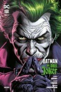 Batman: Die drei Joker 2 - Klickt hier für die große Abbildung zur Rezension