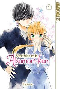 Verlobt mit Atsumori-kun 1 - Klickt hier für die große Abbildung zur Rezension