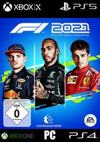 F1 2021 - Klickt hier für die große Abbildung zur Rezension