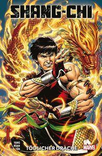 Shang-Chi: Tödlicher Drache - Klickt hier für die große Abbildung zur Rezension