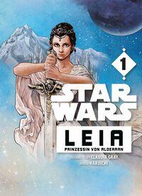 Leia – Prinzessin von Alderaan 1 - Klickt hier für die große Abbildung zur Rezension