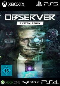 Splashgames: Observer: System Redux