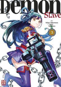 Demon Slave 3 - Klickt hier für die große Abbildung zur Rezension