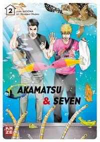 Akamatsu & Seven 2 - Klickt hier für die große Abbildung zur Rezension