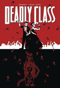 Deadly Class 8: Kein zurück - Klickt hier für die große Abbildung zur Rezension