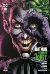 Batman: Die drei Joker 3 - Klickt hier für die große Abbildung zur Rezension