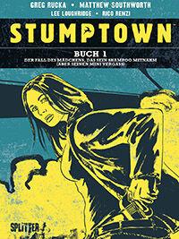 Stumptown 1: Der Fall des Mädchens, das sein Shampoo mitnahm (aber seinen Mini zurückliess)