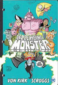 Alle meine Monster - Klickt hier für die große Abbildung zur Rezension