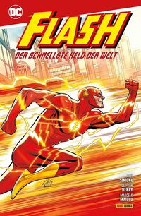 Flash – Der schnellste Held der Welt