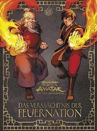 Avatar der Herr der Elemente: Das Vermächtnis der Feuernation