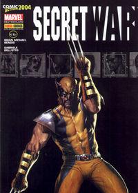 Secret War #2 - Klickt hier für die große Abbildung zur Rezension