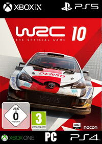 WRC 10 - The Official Game
